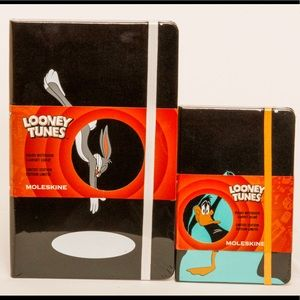 Moleskine Limited Edition Looney Tunes Notebooks